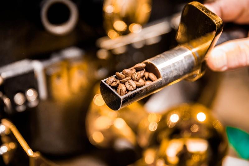 Röstung Filterkaffee