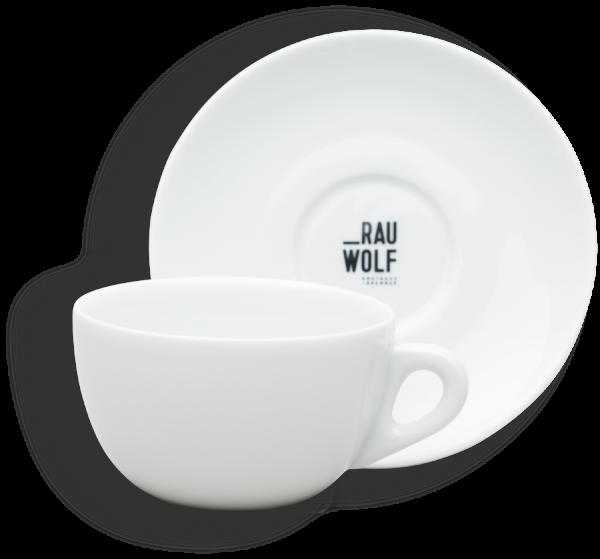 Caffe Latte Tasse RAUWOLF