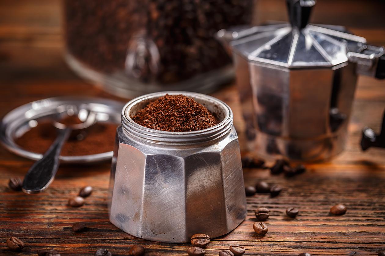 Kaffee mit dem Espressokocher zubereiten: so geht's
