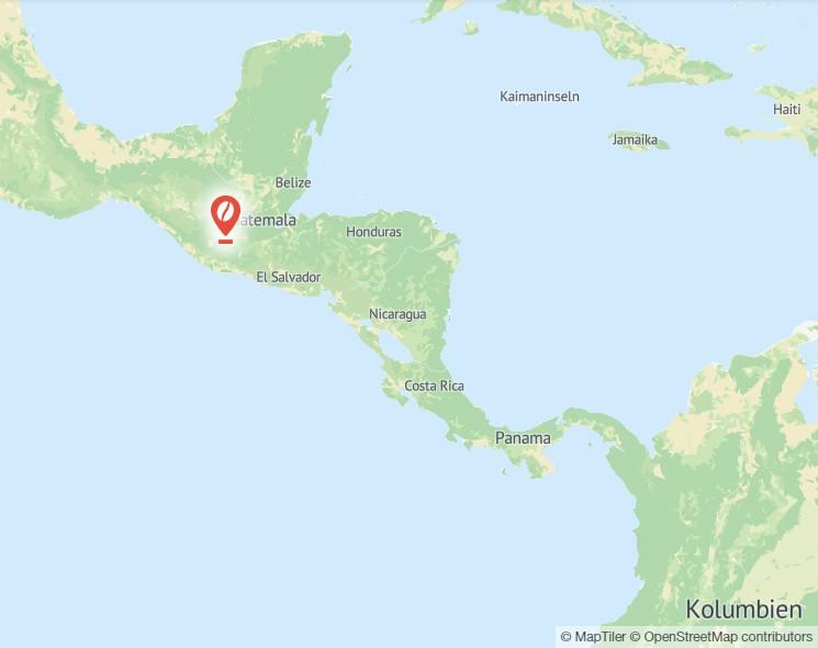 Los Volcanes, La Antigua, Guatemala