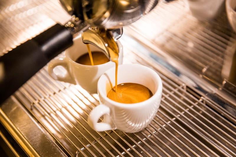 Espressos sind magenfreundlich