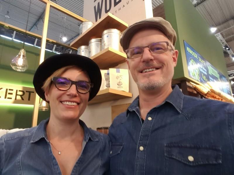 Sandra und Michael Parzefall