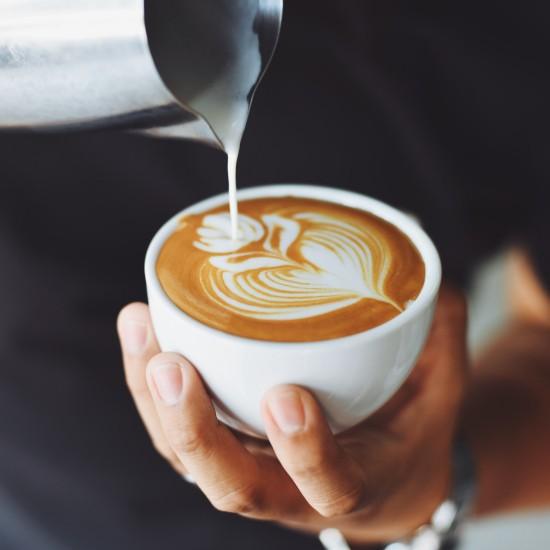 Cappuccino Kaffee Vollautomat