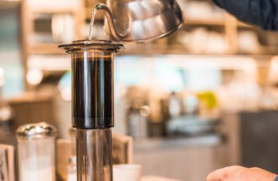 AeroPress: Anleitung für die Kaffeezubereitung